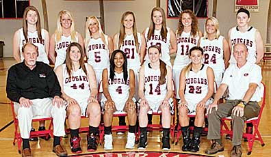 tough schedule making lady cougars better the clermont sun
